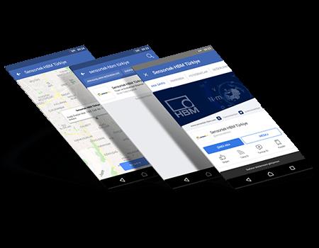 Facebook Haritalarına Kayıt Mobil
