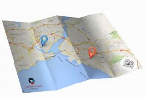 Google Haritalarda Yer İşaretleme