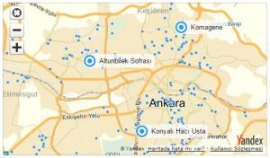 Yandex Navigasyona Kayıt