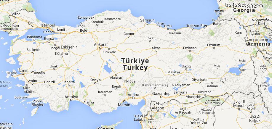 Google Haritalarda Koordinat Tespiti