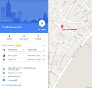 Google Haritalara İşletme Ekleme