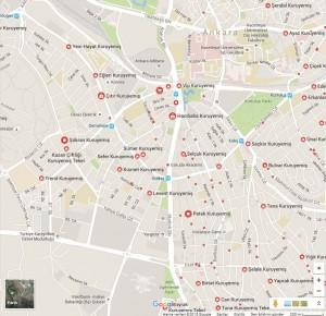 Google Haritalarda Görünmek