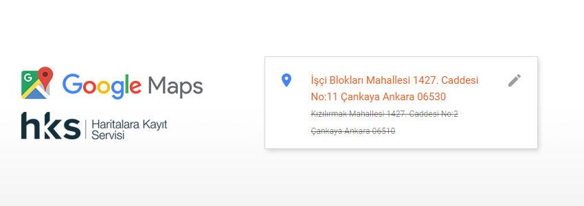 Google My Business Güncelleme Bildirimi