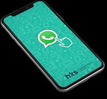 Whatsapp konum oluşturma